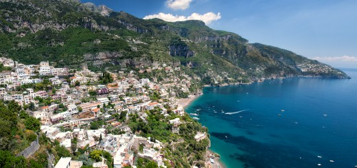 Amazing Amalfi Coast